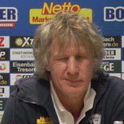 """Verbeek: """"Da sind Leute, die können die Klappe nicht halten"""""""