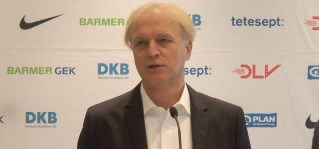 DLV Präsident Prokop begrüßt Ausschluss der russischen Leichtathleten