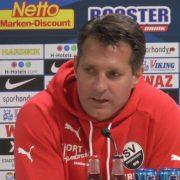 Club: Alois Schwartz wird Weiler-Nachfolger