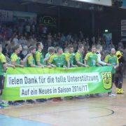 Eintracht Hagen Trainingslager, Tag 3: Grün-Gelbe legen tolle Mentalität an den Tag, Niederlage im Test gegen den TV Emsdetten