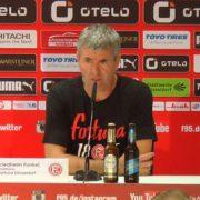 DFB Pokal: Fortuna empfängt Borussia Mönchengladbach dienstags um 18:30 Uhr