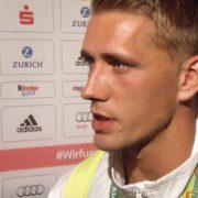 """Nils Petersen: """"Ich konnte hier sehr viel mitnehmen"""""""