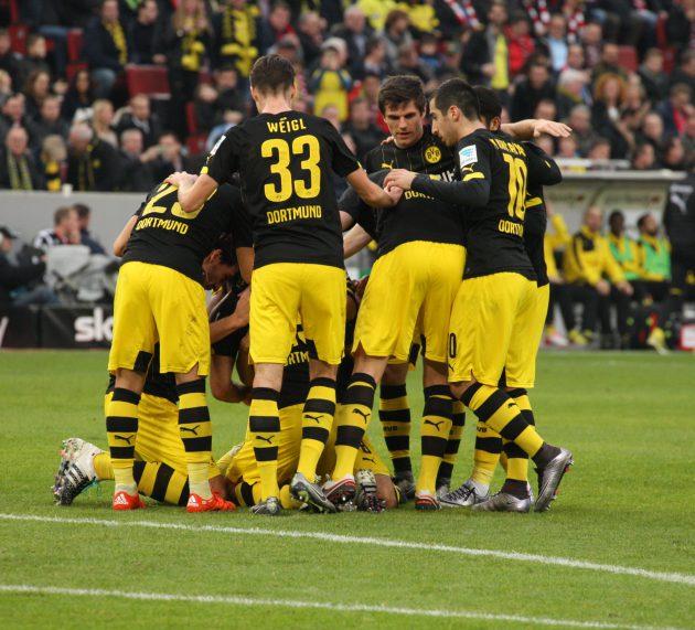Borussia Dortmund gastiert am 10. August im Preußenstadion