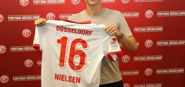 Düsseldorf: Havard Nielsen fällt aus!