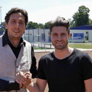 Aus Duisburg für Duisburg: Moritz Stoppelkamp wird wieder ein Zebra!