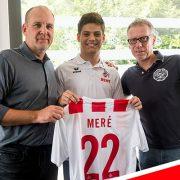 FC verpflichtet Jorge Meré