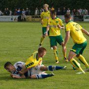 Umstrittene Rote Karte gegen Nauber – MSV Duisburg verliert gegen Norwich City mit 0:2
