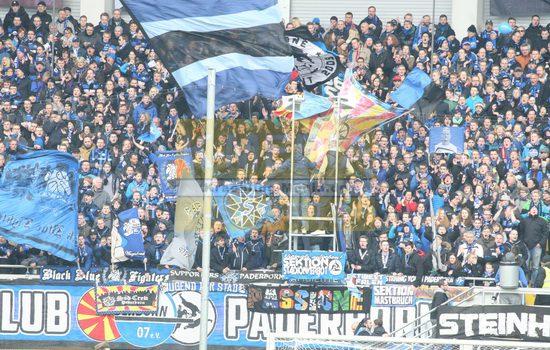 DFB verhängt Geldstrafe von 2.500 Euro an den SCP