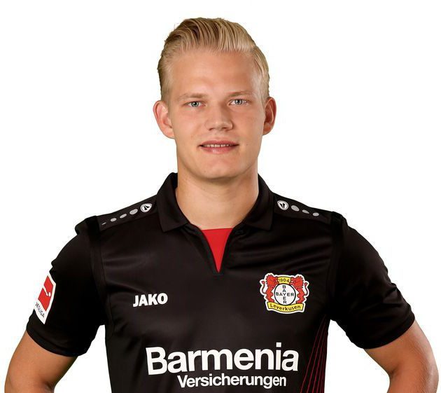 Bayer 04 verleiht Joel Pohjanpalo an Union Berlin
