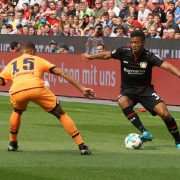 Bayer 04 transferiert Benjamin Henrichs zur AS Monaco