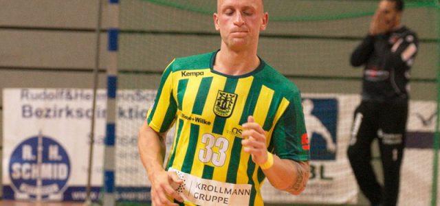 Daniel Mestrum bleibt ein Grün-Gelber