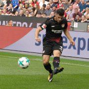 Bayer 04 einigt sich mit Monaco auf Volland-Transfer