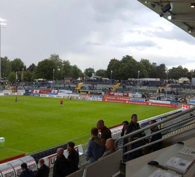 Stadt Münster gibt das Preußenstadion für den Spielbetrieb frei