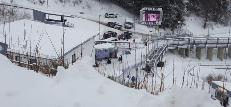 Noch 75 Tage bis zur FIL-Rennrodel-WM in Winterberg