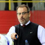 Füchse trennen sich von Trainer Doug Irwin