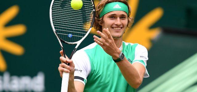 Die Tennis Saison 2018