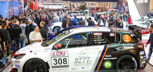 50. Essen Motor Show fährt erfolgreich ins Ziel