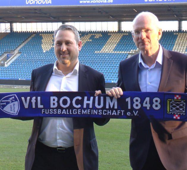 Führungsduo verlängert beim VFL Bochum