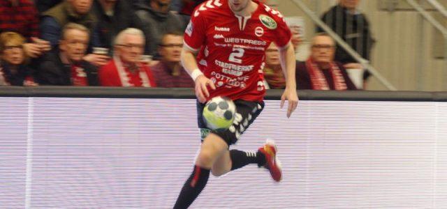 Gummersbach verpflichtet Lukas Blohme vom ASV Hamm