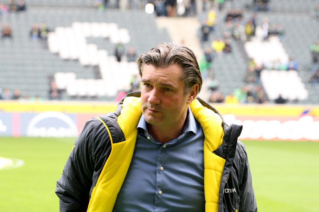 BVB Manager Michael Zor