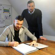 Toptorjäger Rufat Dadashov kommt im Sommer vom BFC Dynamo