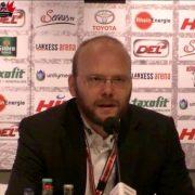 Philipp Walter wird neuer Haie-Geschäftsführer