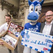 """""""Nur mit dir – machen wir die Hütte voll"""": Duisburgs Oberbürgermeister Sören Link ist mit dabei!"""