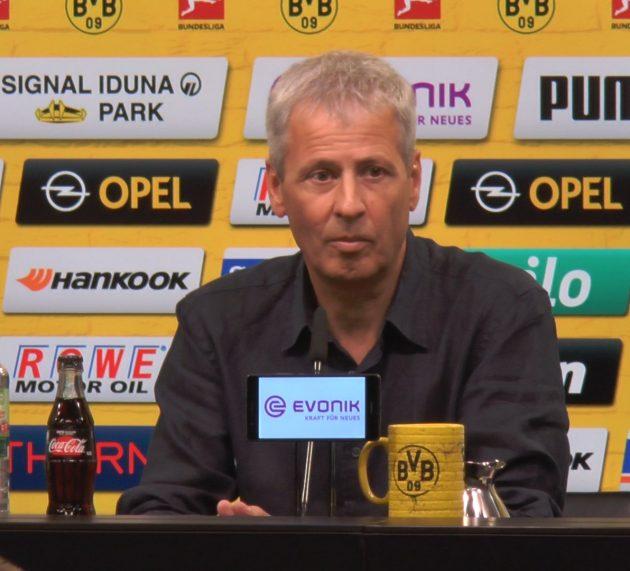 Lucien Favre verlängert Vertrag bis 2021