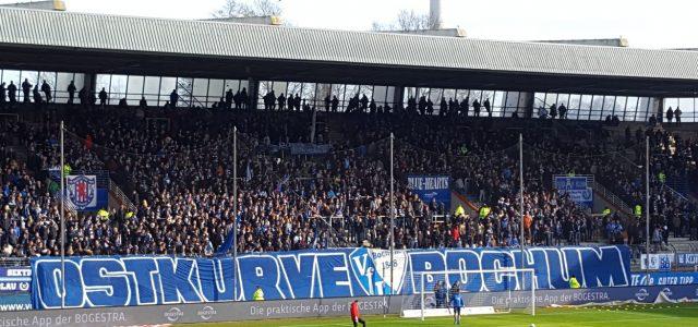 VFL Bochum kann gegen Hertha BSC überzeugen