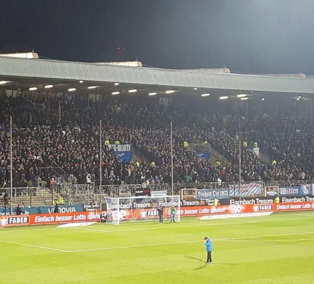 Saisonvorbereitung: 40 Jahre Ruhrstadion