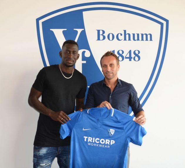 VfL verpflichtet Ganvoula