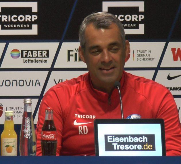 Bochums Coach Robin Dutt erneuert Kritik an der Vielzahl der Trainerentlassungen
