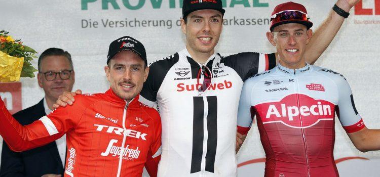 Max Walscheid gewinnt 13. Sparkassen Müsterland Giro