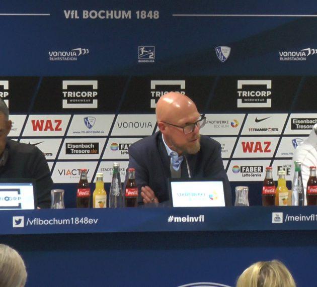 VFL Bochum gewinnt das Schlüsselspiel gegen Darmstadt