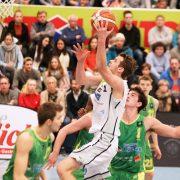 WWU Baskets Münster feiern knappen Sieg gegen Wedel