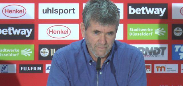 Rolle rückwärts! Fortuna Düsseldorf und Friedhelm Funkel nehmen Vertragsgespräche wieder auf