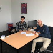 Robin Udegbe kehrt zum KFC Uerdingen zurück