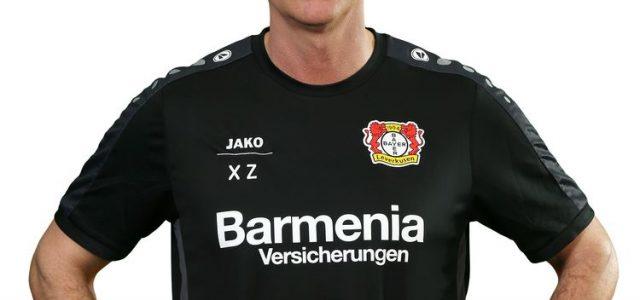 Bayer 04 verlängert mit Co-Trainer Zembrod