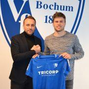 VfL nimmt Dominik Baumgartner unter Vertrag