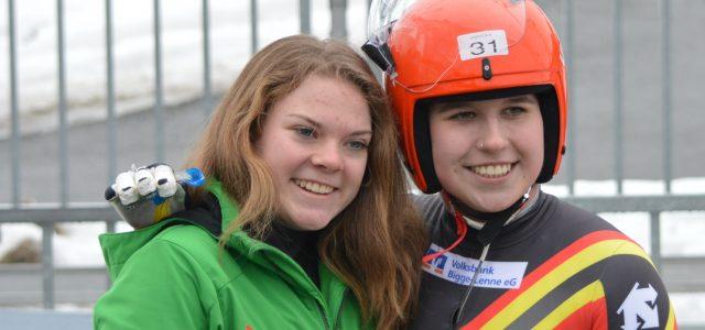 5. FIL Junioren – Jugend A Weltcup Rennrodel Rosenthal und Bollmann setzen Glanzpunkte