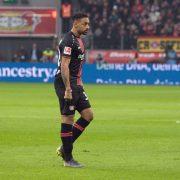 Leverkusens Bellarabi fällt aus