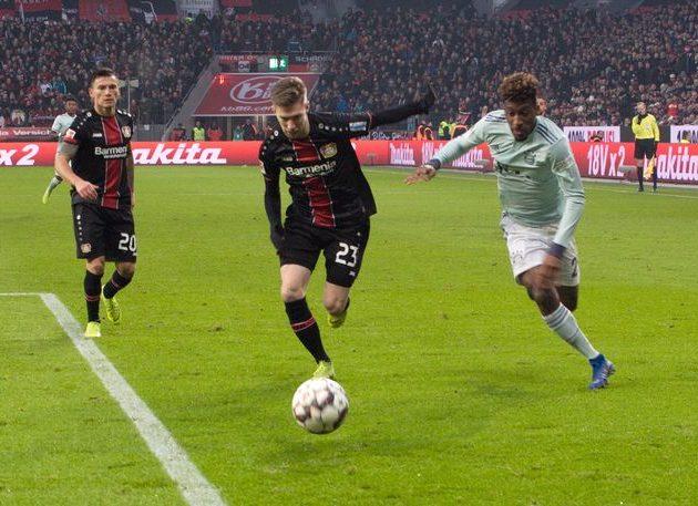 Muskelverletzung: Bayer 04 muss auf Rechtsverteidiger Weiser verzichten