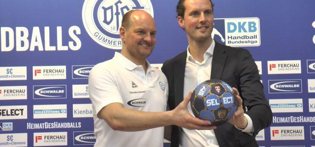 Das sagen Geschäftsführer Christoph Schindler und der neue Trainer Torge Greve zur Situation beim VFL Gummersbach