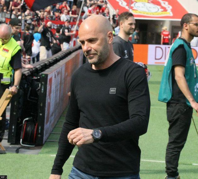 Vertrag bis 2022 – Bayer 04 verlängert mit Cheftrainer Bosz