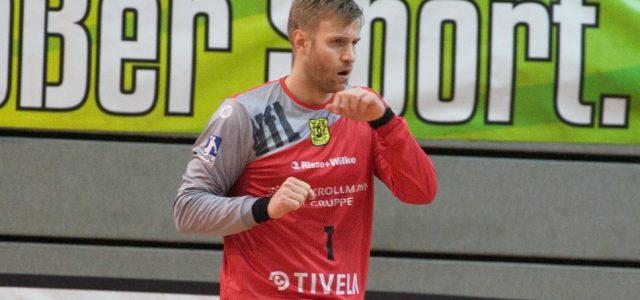 Tobias Mahncke führt die Mannschaft als Kapitän in die neue Saison