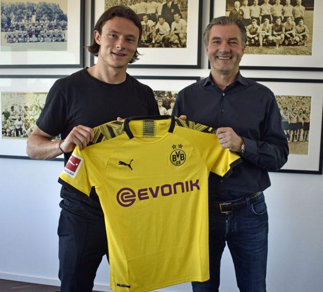Borussia Dortmund verpflichtet Nico Schulz