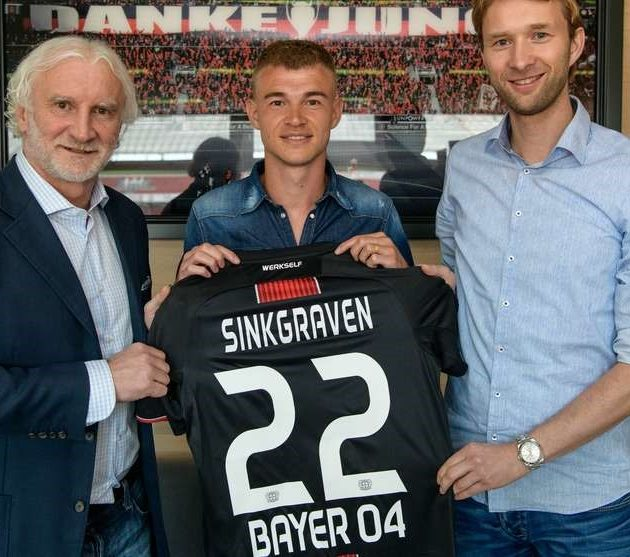 Bayer 04 verpflichtet Linksfuß von Ajax Amsterdam