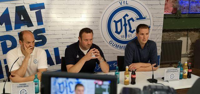"""""""Haben Lust auf die Zukunft""""! – VFL Gummersbach geht nach der sportlichen """"Stunde null"""" die Herausforderung zweite Liga an"""
