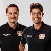 Bayer 04: Marcel Daum und Schahriar Bigdeli haben langfristig verlängert