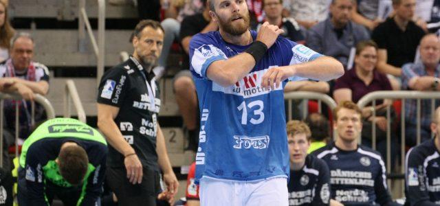 Abschiedsspiel für Kristian Nippes
